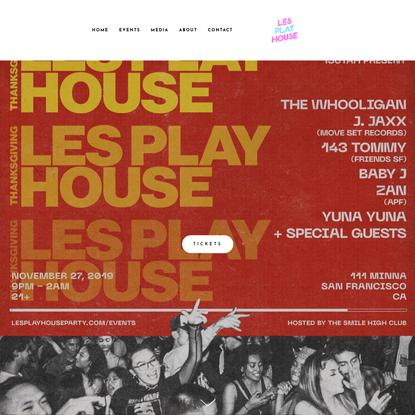 Les Play House