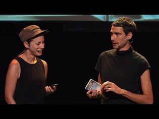 Rekka Bellum and Devine Lu Linvega, Hundred Rabbits - XOXO Festival (2019)