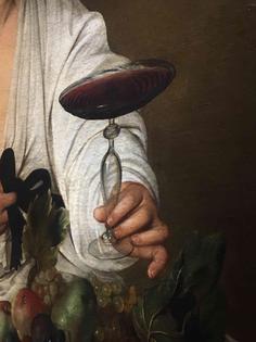 Detail Caravaggio