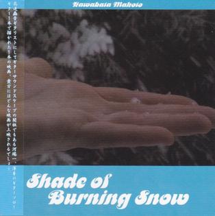 Makoto Kawabata Shade of Burning Snow