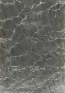 Joseph Albers - Light Reflections on Waves (Ascona) 1931