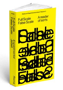 Full Scale False Scale – Roma – Experimental Jetset 2019