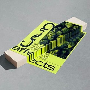 Affects. Masashi Murakami personal exhibition. Poster series Design: Emuni @emuni_inc _ #design #poster #posters #posterpic ...