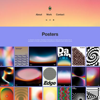 Tom Coolen - Posters