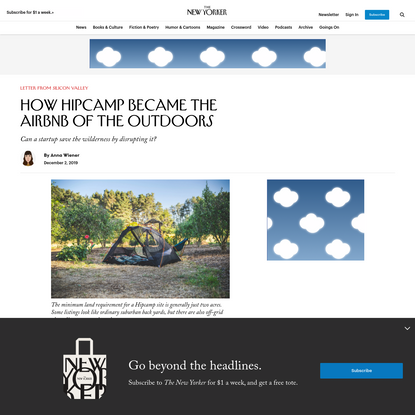 How Hipcamp Became the Airbnb of the Outdoors