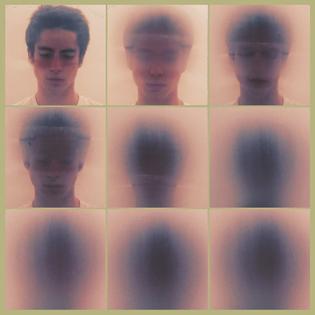 Photos of me gradually dissolving into myself and surroundings