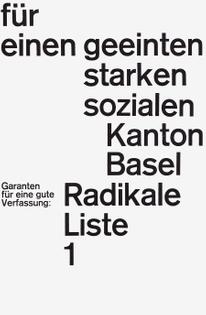 Radikale Liste 1