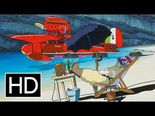 Porco Rosso - Official Trailer