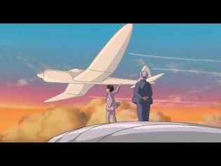 The Wind Rises - Official Trailer