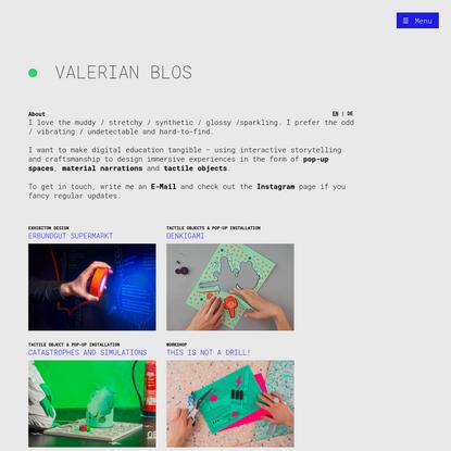Valerian Blos