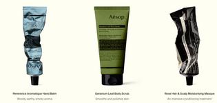 Aesop Branding