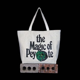 Might we suggest you bring our NEW TOTE with you as you enter the spirit world? Now available online and in-store ✨👀👁👀✨ . Lo...