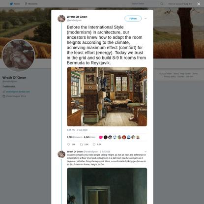 Wrath Of Gnon on Twitter