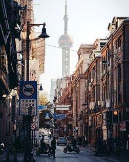@thatsshanghai . #Shanghai #moodygrams #agameoftones #instagramjapan #urbanromantix #rawurbanshots #illgrammers #streetclass...