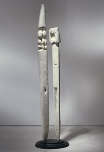 Louise Bourgeois, Listening One, 1947