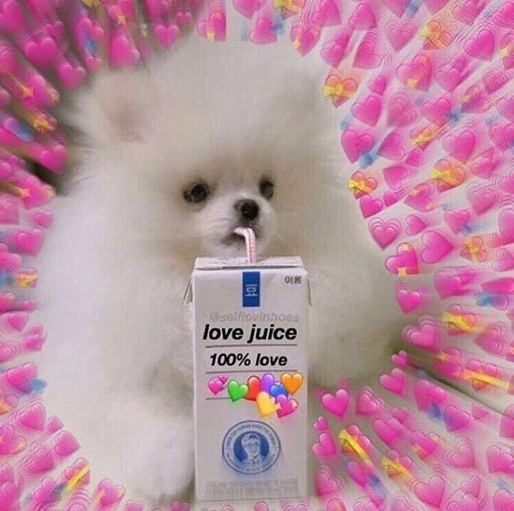 love juice - 100% love