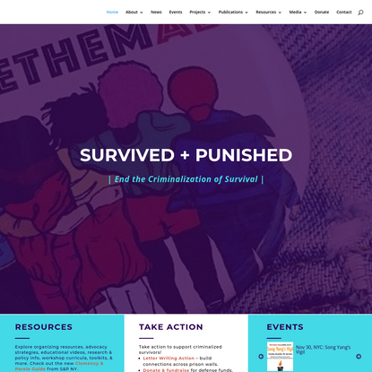 Survived + Punished