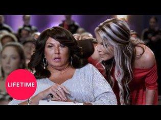 Dance Moms: ABBY FILES A POLICE REPORT (Season 8)   Extended Scene   Lifetime