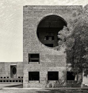 Indian Institute of Management, Ahmedabad, India, 1962-74 Louis I. Kahn, #brutgroup photo by Cemal Emden @cemalemden #isc20c