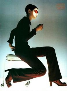 Vogue Italia FW 1996
