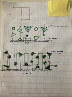 layout A + B