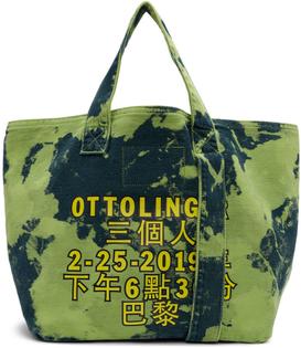 ottolinger-green-and-blue-small-denim-logo-tote.jpg