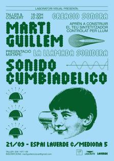 Marti Guillem poster