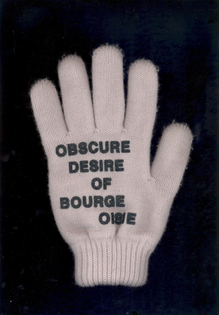Obscure Desire of Bourgeoisie Glove