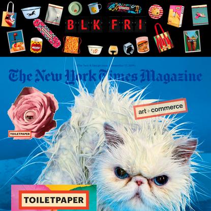 Toiletpapermagazine