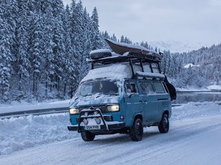 VW Syncro ' Journey to the Arctic ' - EP 9