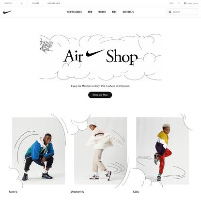Nike Air Max Shop
