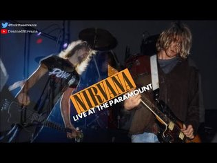 Nirvana - Live At The Paramount 1991 ( Full Concert ) [60fps] [HD]