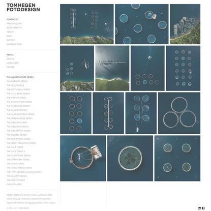 THE AQUACULTURE SERIES | Tom Hegen Fotodesign