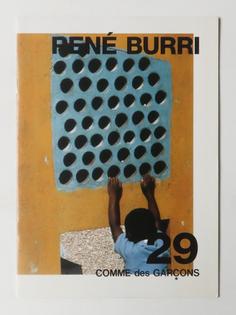2012 | RENE BURRI COMME des GARCONS