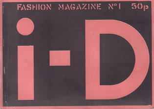 1980   i-D Magazine Issue 1