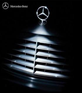 Mercedes Christmas Ad