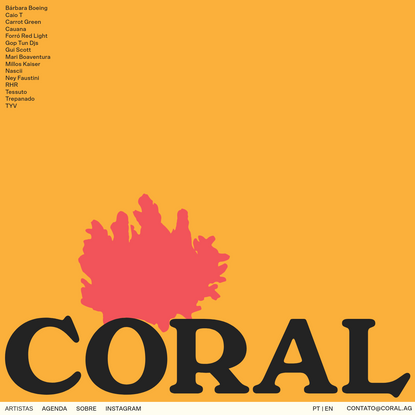 Coral Agency