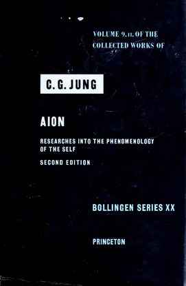 Aion: Researches into the Phenomenology of the Self (1969)