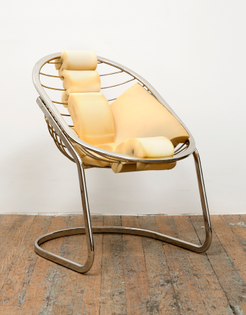 """Jessi Reaves_""""Butter Egg Chair"""""""