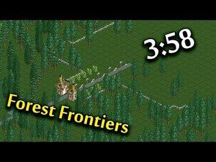 RCT 1 | Speedrun: Frontier Forest in 3:58
