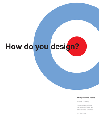"Dubberly, Hugh. ""How Do You Design: A Compendium of Models"""
