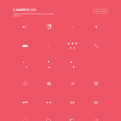 Loaders.css