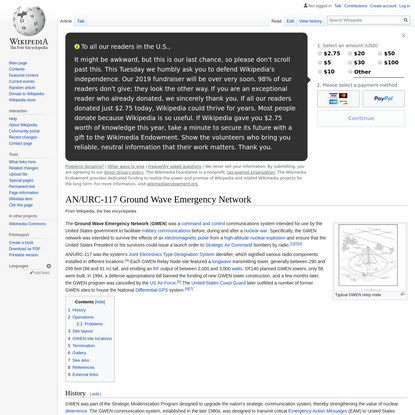 AN/URC-117 Ground Wave Emergency Network - Wikipedia