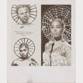 Woman From Zaire + Solange