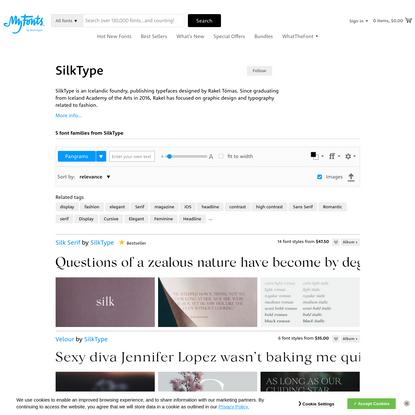SilkType
