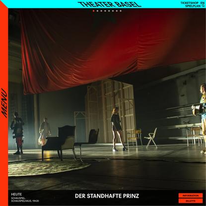 Theater Basel - Startseite