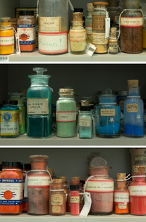 Jason Fulford, Treasures from the Color Archive