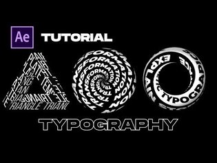 Creative Typography in After Effects [Tutorial]