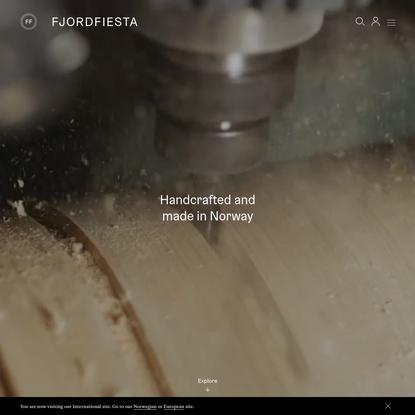 Scandinavian design heritage and bold Norwegian flavor | Fjordfiesta