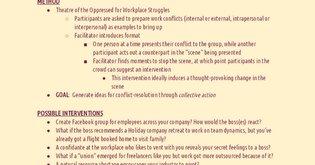 Workshop Proposal